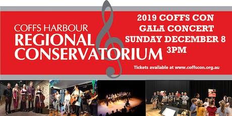 2019 Coffs Con Gala Concert tickets