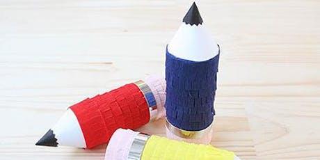 Mini Pinata Workshop tickets