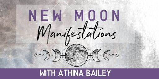 New Moon Manifestation Workshop