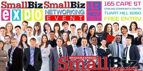 small biz networking expo tickets