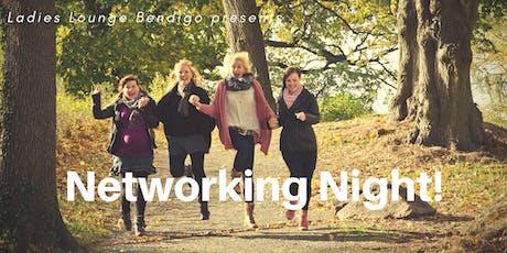 Ladies Lounge Bendigo Networking Night tickets