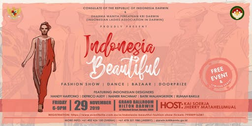 Indonesia Beautiful Fashion Show