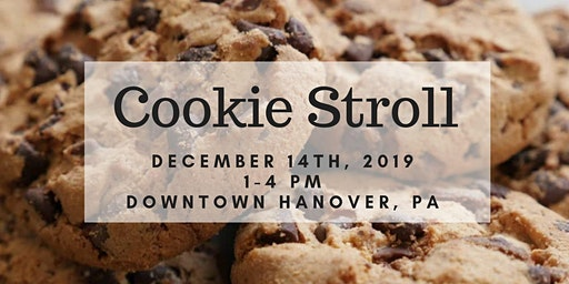 Cookie Stroll 2019