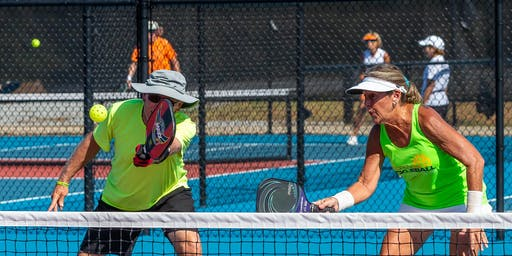 Santa Barbara Spring Shootout! Pickleball team tournament