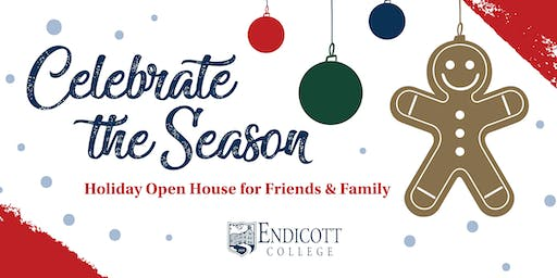 Endicott College Holiday Open House for Friends & Family