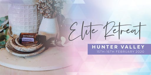 doTERRA Elite Retreat - Hunter Valley
