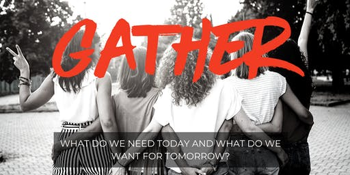 Tomorrow Woman - GATHER in Gymea