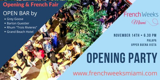 French Fair & Opening Ceremony