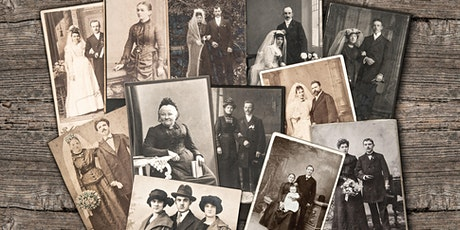 Library and Information Week - Create Your Family History CANCELLED tickets