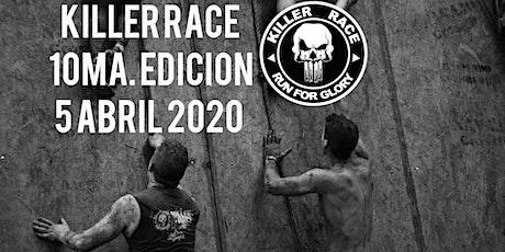 KILLER RACE  X  / 10 EDICIÓN / ABRIL 2020. entradas