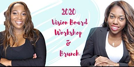 2020 Vision Board Workshop & Brunch tickets
