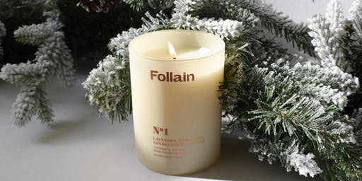 VIP Holiday Shopping Event at Follain Dallas + Clean Wine!