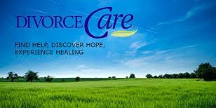 Divorce Care:  Divorce Recovery Class