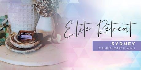 doTERRA Elite Retreat - Sydney tickets