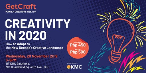 Creativity in 2020: How to Adapt to the New Decade's Creative Landscape