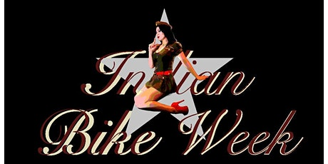 Indian Bike Week 2020 tickets