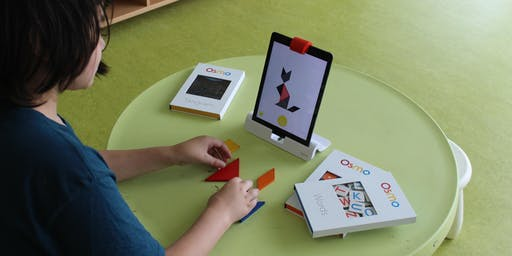 Explore with OSMO,  Ages 6-12, FREE