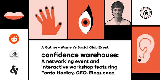 Confidence Warehouse: A networking event and  interactive workshop
