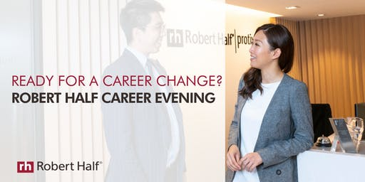 Robert Half Career Evening
