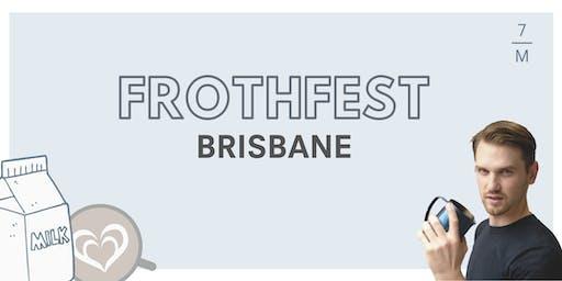 FROTHFEST BRISBANE - The Minor League