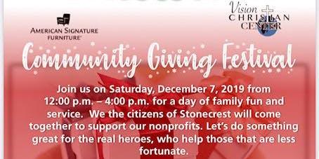 Community Giving Festival