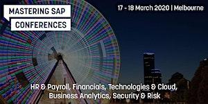 Mastering SAP Conferences 2020 - PARTNER REGISTRATION
