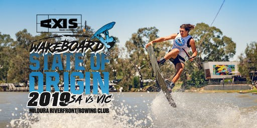 Presentation Dinner for the 2019 Wakeboard State of Origin Competition