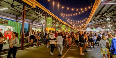 2020 Summer Monash Abroad: Queen Victoria Market tickets