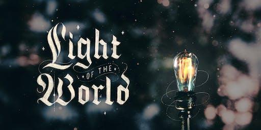 The Rocks Celebrate Christmas 2019: Light of the World