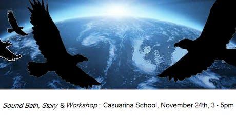 'Return of the Bird Tribes' Sound Bath, Workshop and Transformational Healing tickets