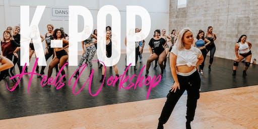 AOS Vancouver K-POP Heels Workshop
