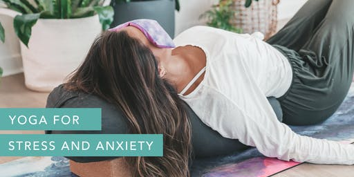 Yoga for Stress and Anxiety Workshop Canberra
