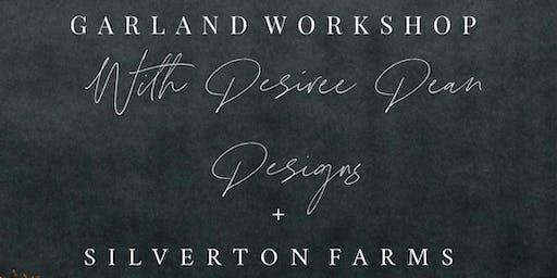 Garland Workshop with Desiree Dean Designs