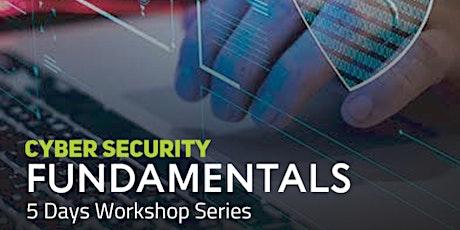 Cyber Security Fundamental Training tickets