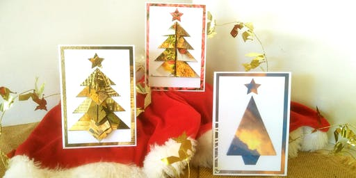 Festive Distractions - Christmas Card Making Magic