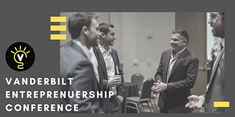 Vanderbilt Entrepreneurship Conference tickets