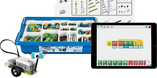 LEGO WeDo 2.0, Ages: 7+, FREE