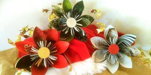 Festive Distractions - Christmas Flower Garden