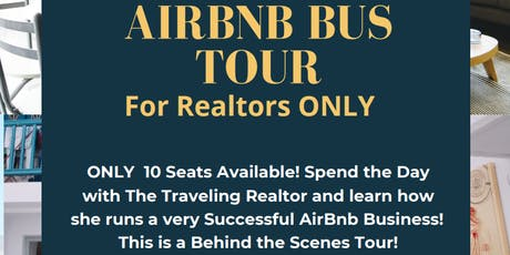 AirBnb Bus Tour tickets