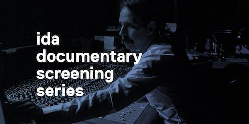 IDA Documentary Screening Series: Making Waves: The Art of Cinematic Sound