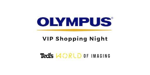 Olympus - VIP Shopping Night   Sydney