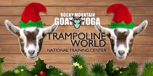 Elf Yoga - December 1st (Trampoline World Gymnastics)