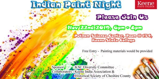 Indian Paint Night