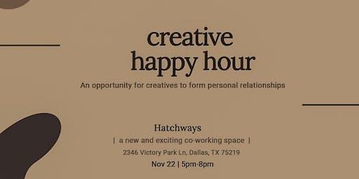 The Creative Happy Hour