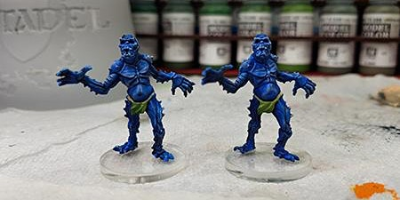 Miniature Painting Workshop