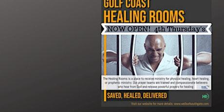 Gulf Coast Healing Rooms tickets