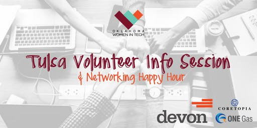 Networking and Volunteer Info Session - Tulsa