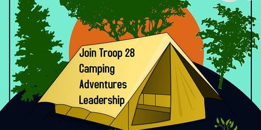 All Girl BSA Troop 28 - we are a New Troop for girls!