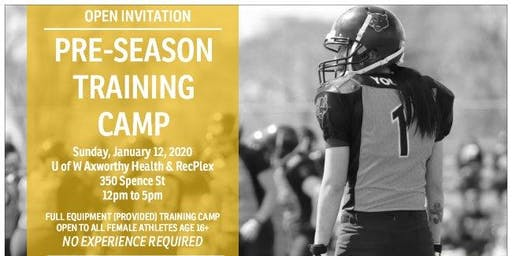 Winnipeg Wolfpack - 2020 Pre-Season Camp
