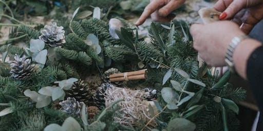 Wreath Winter Workshop